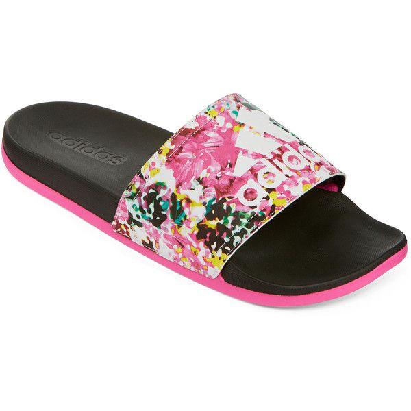 Adidas Adilette Supercloud Plus Womens Slide Sandals 97 Brl