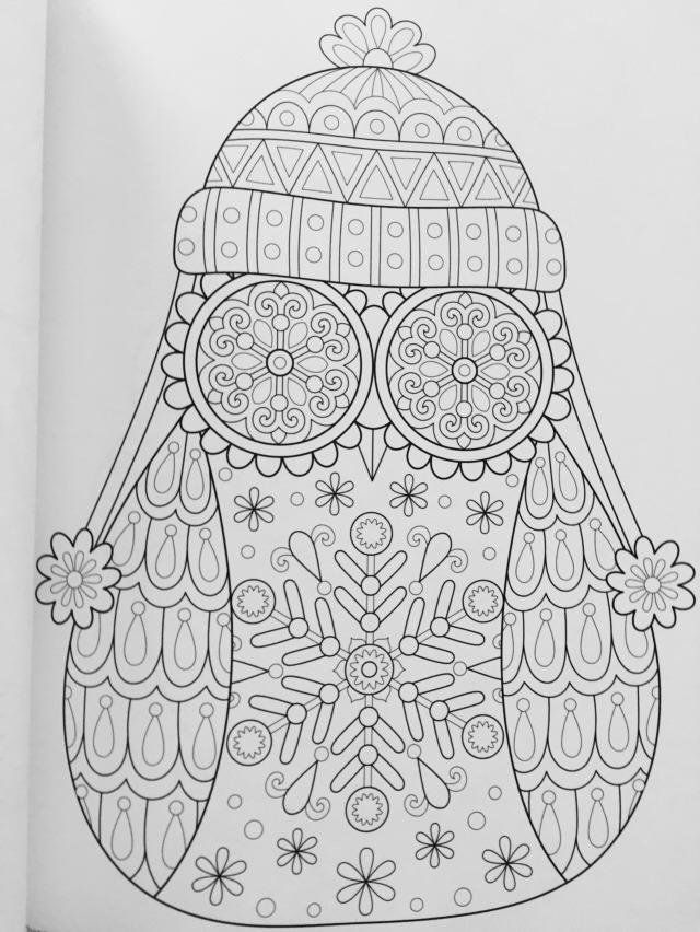 Christmas Coloring Book Coloring Is Fun Thaneeya McArdle