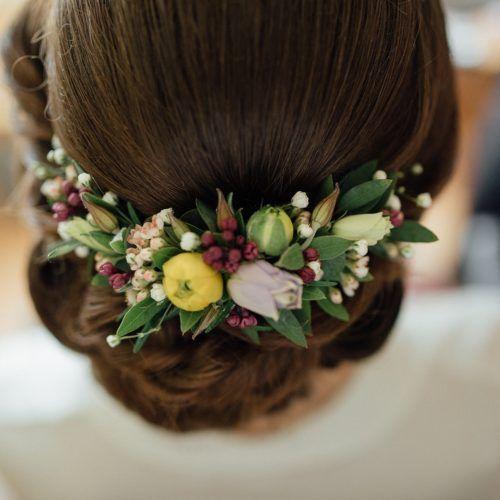 Galeria 115 Hair Art Fryzjer Mobilny Krakow Just Married Married Hair