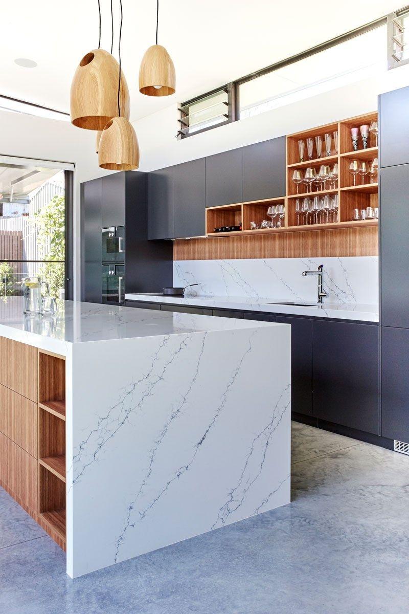 VENATINO STATUARIO QUARTZ   Premier Kitchens Australia  Www.premierkitchens.net.au