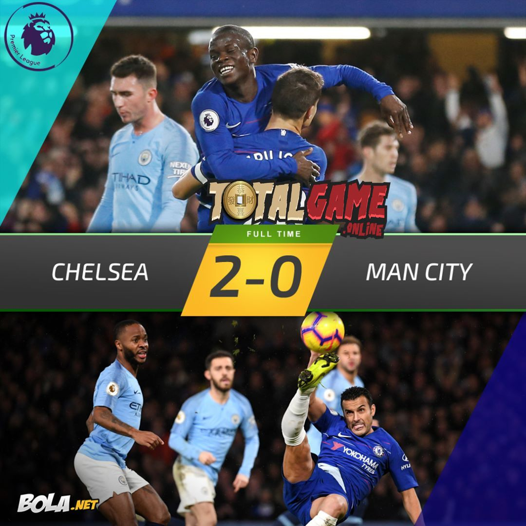 FT CHELSEA 2-0 MAN CITY ‼️LIMITED TIME PROMOTION*‼️