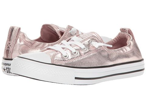 9cf8fdefbe1 Converse Chuck Taylor® All Star® Shoreline Rose Quartz White - zappos.com  These are so adorable! Rose Gold is so hot right now and have Chucks ever  NOT been ...