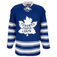The Leafs vintage Winter Classic jersey 56bad3d77959