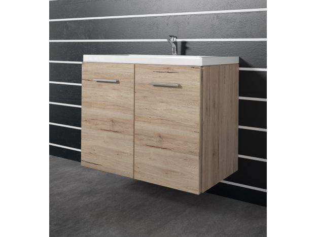 Kúpeľňová skrinka pod umývadlo Kirsty 3