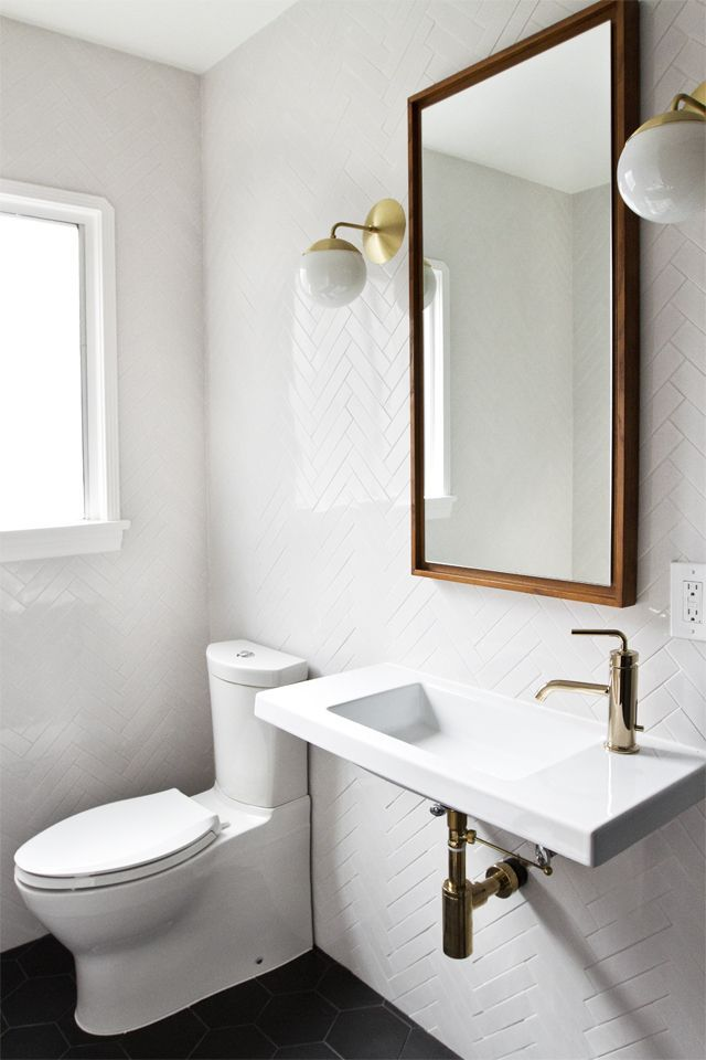 If I Ever Have The Chance To Redo The Downstairs Bath Bathroom - Redoing bathroom walls