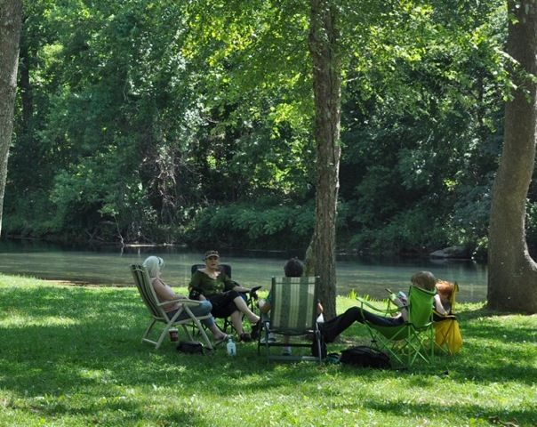 Bennett spring state park favorite places spaces for Bennett springs trout fishing