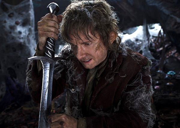 Box Office Report: 'The Hobbit: The Desolation of Smaug' Holds First Place - http://www.reellifewithjane.com/2013/12/box-office-hobbit-desolation-of-smaug/