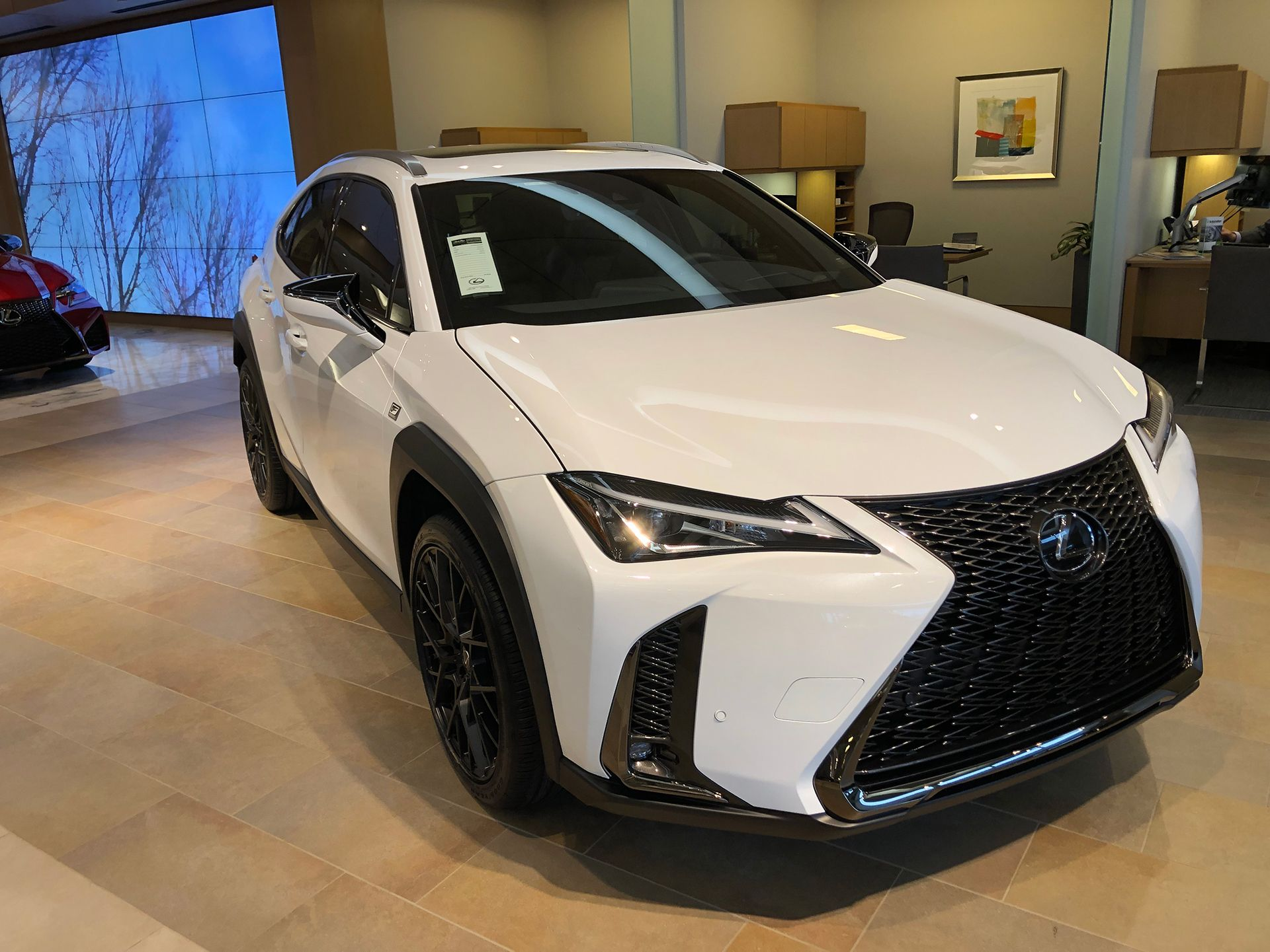 2019 Lexus Ux 2019 Cvdauto Lexus Ux Sports Car Riding