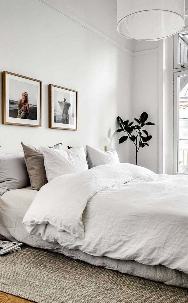 Best 30 Best Bedroom Decor Ideas With Scandinavian Style 400 x 300