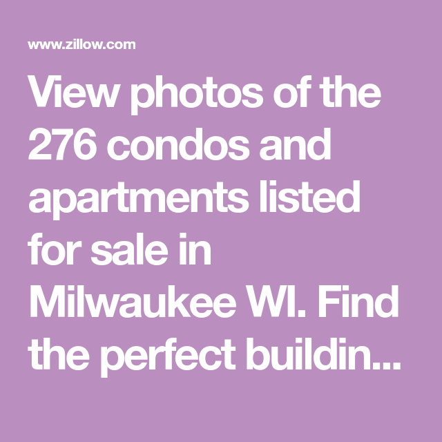 3 Bedroom Apartments Zillow: View Photos Of The 276 Condos And Apartments Listed For