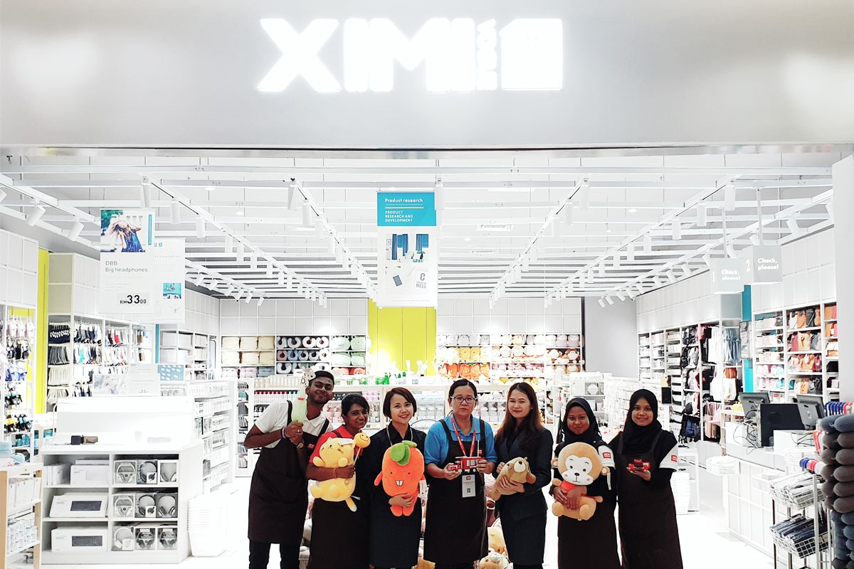 XIMISO International Franchise Store Opening Process in