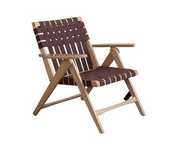Folding Lounge Chair-Todd St. John