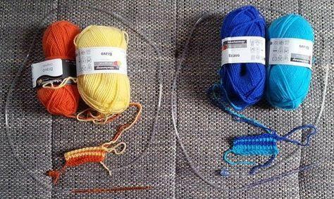 Nachdem ich die Wolle für meine Temperatur-Decke ausgewählt habe, musste als nächstes ein Muster gefunden werden. Ich möchte die Decke ga...