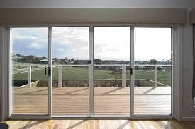 Image result for stacking sliding doors