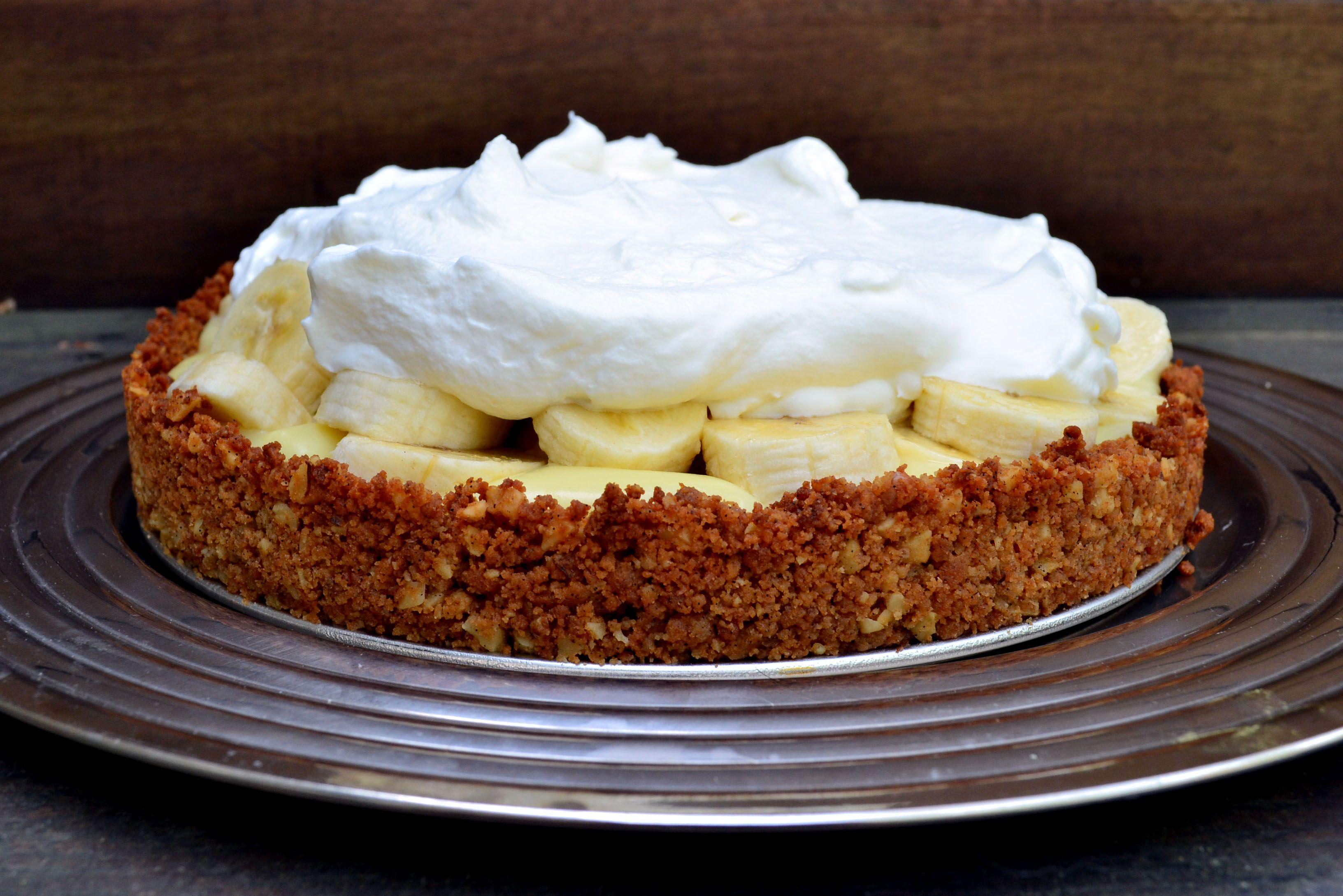 banana pudding cream pie