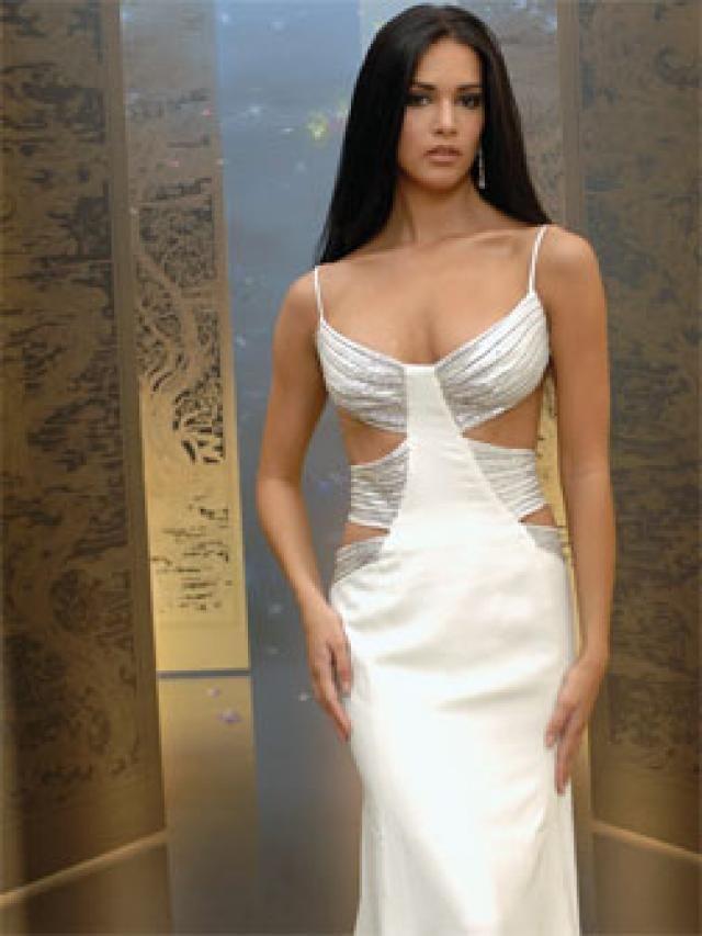 mejores vestidos de Miss Universe Monica Spear | Reyna en la tierra ...