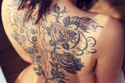 Imagine A Paradise   Tatuagens perfeitas, Fotos tatuagem feminina, Meninas  tatuadas
