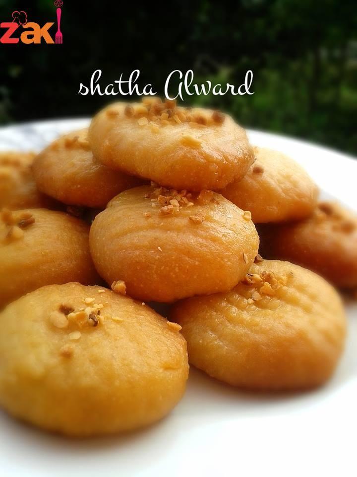 شكر بارا من أشهى الحلويات التركية وسهلة جدا زاكي Middle Eastern Food Desserts Foodies Desserts Ramadan Desserts