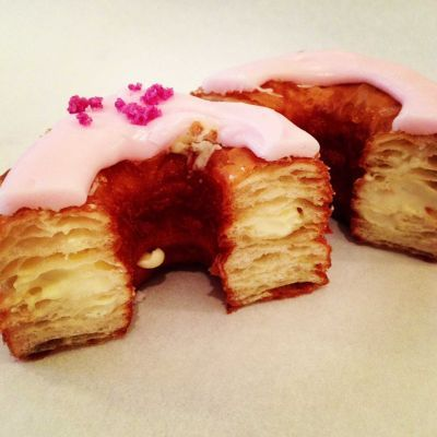 Cronuts at NYC's Dominique Ansel Bakery sell out daily