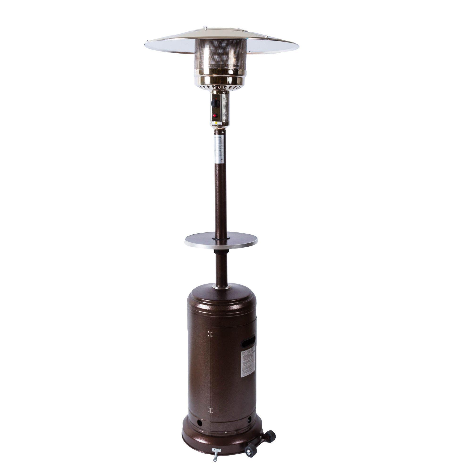 Bombay™ Outdoor Overhead Propane Patio Heater