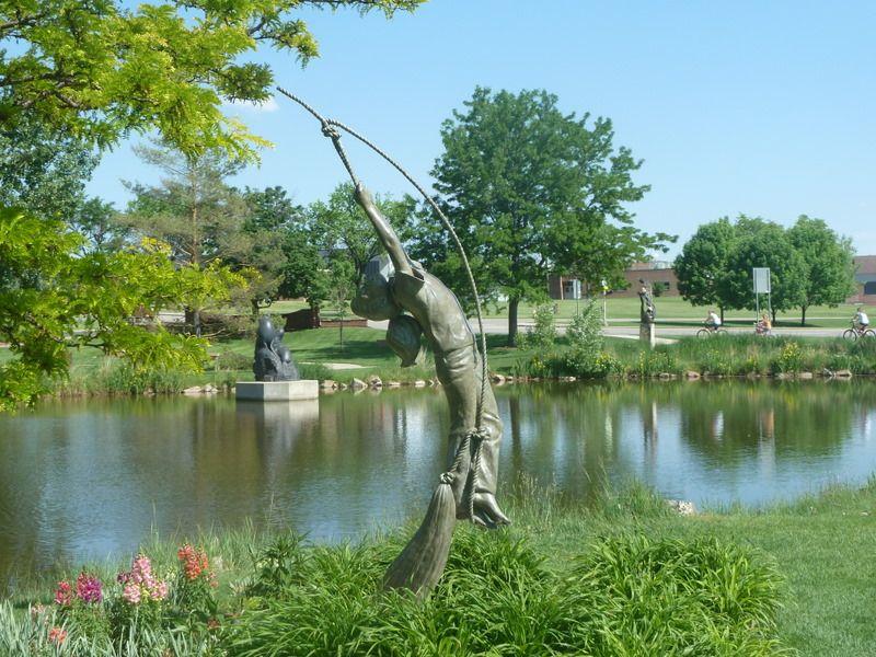 Benson Sculpture Park Loveland in a Nutshell Pinterest