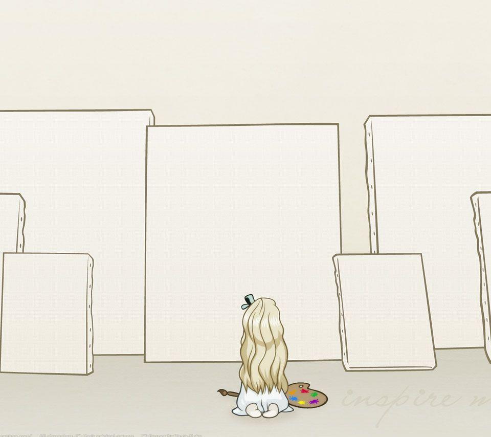 ハチミツとクローバー Androidスマホ壁紙 スマホ壁紙 壁紙 Android