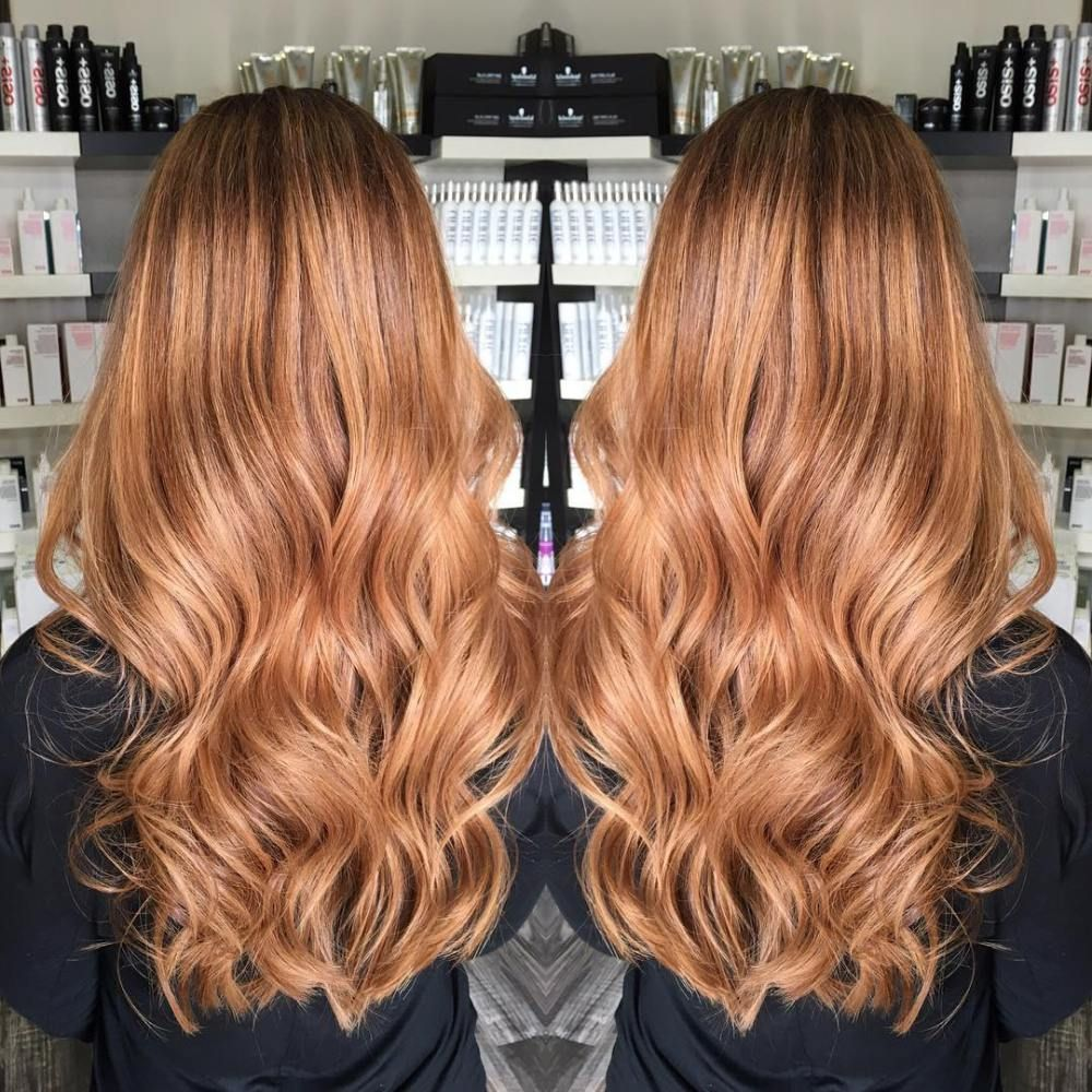 60 Stunning Shades Of Strawberry Blonde Hair Color Caramel Brown