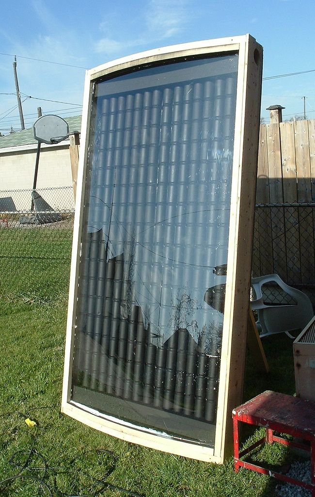 Solar Pop Can Heater System Build Roundup Hacked Gadgets