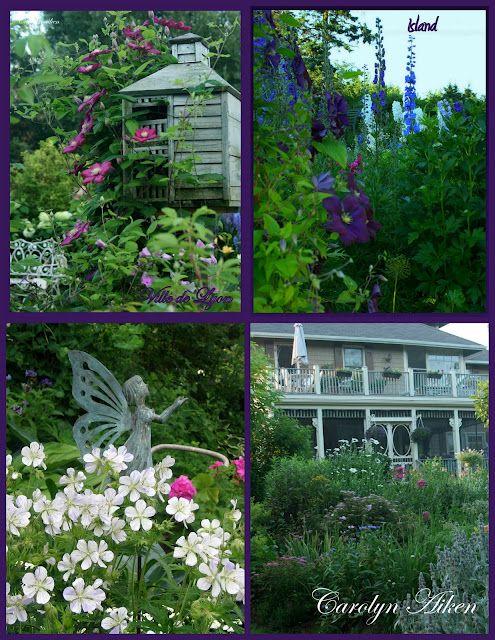 Garden design by Aiken house and Garden structures