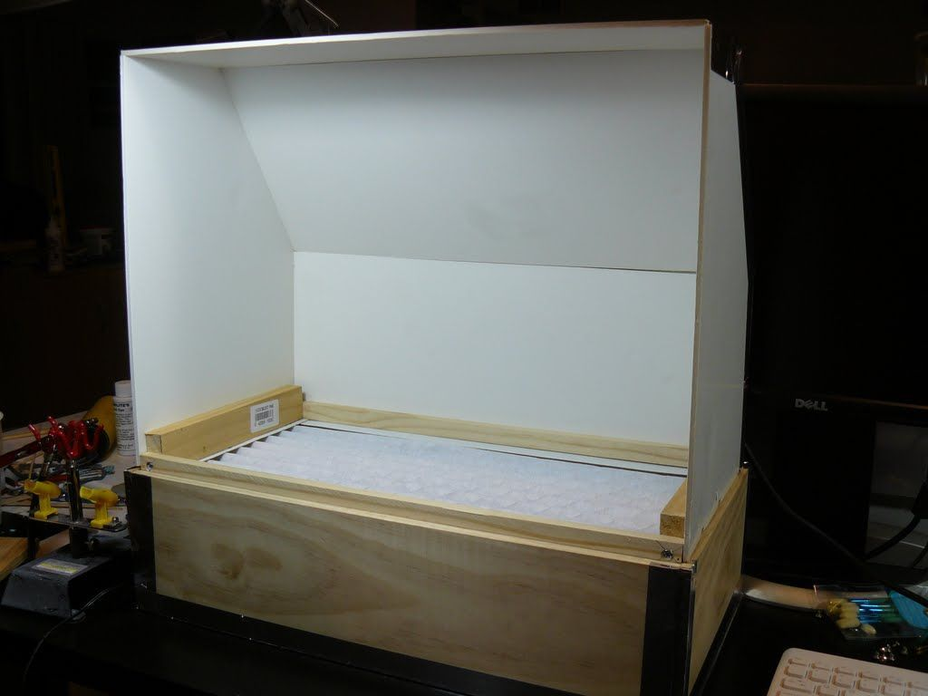 paint booth portable - Google Search | Diy paint booth ...