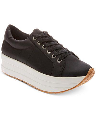 9762864fdec STEVEN By Steve Madden Women s Barb Platform Sneakers