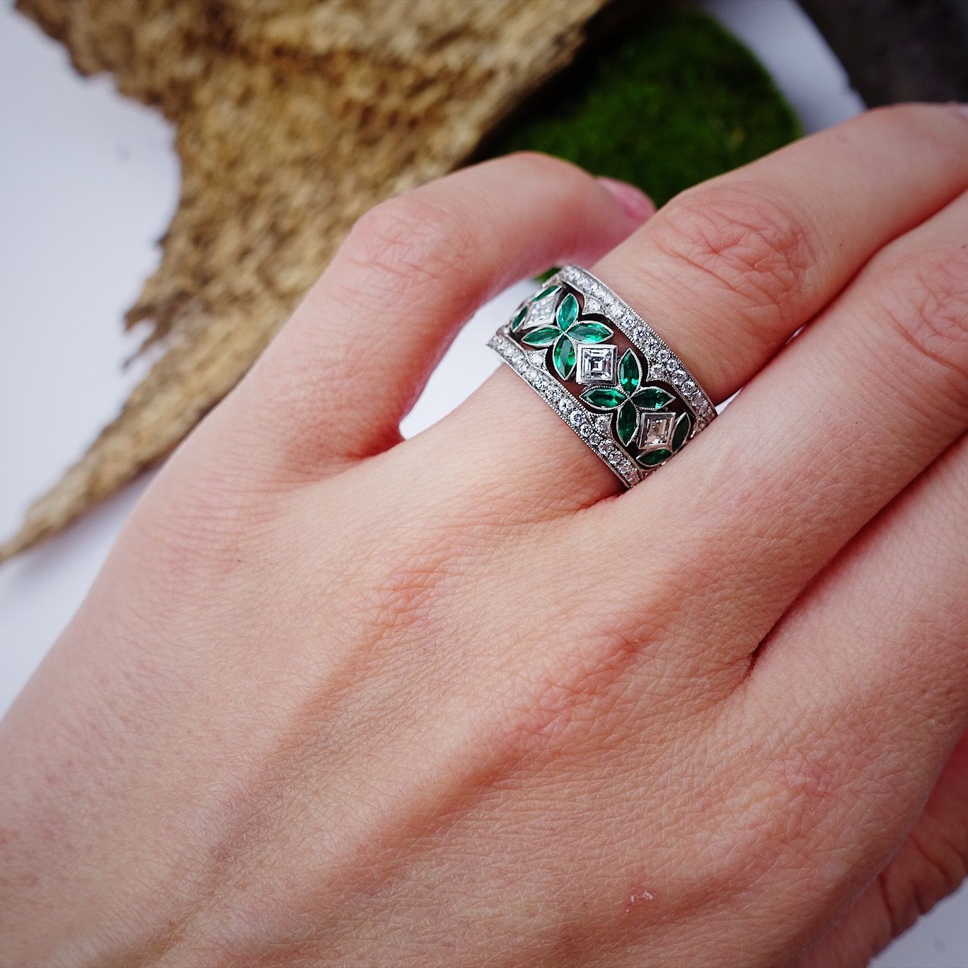 Pin by Bijoux De Lee on Handcrafted Jewelry | Pinterest | Band band ...