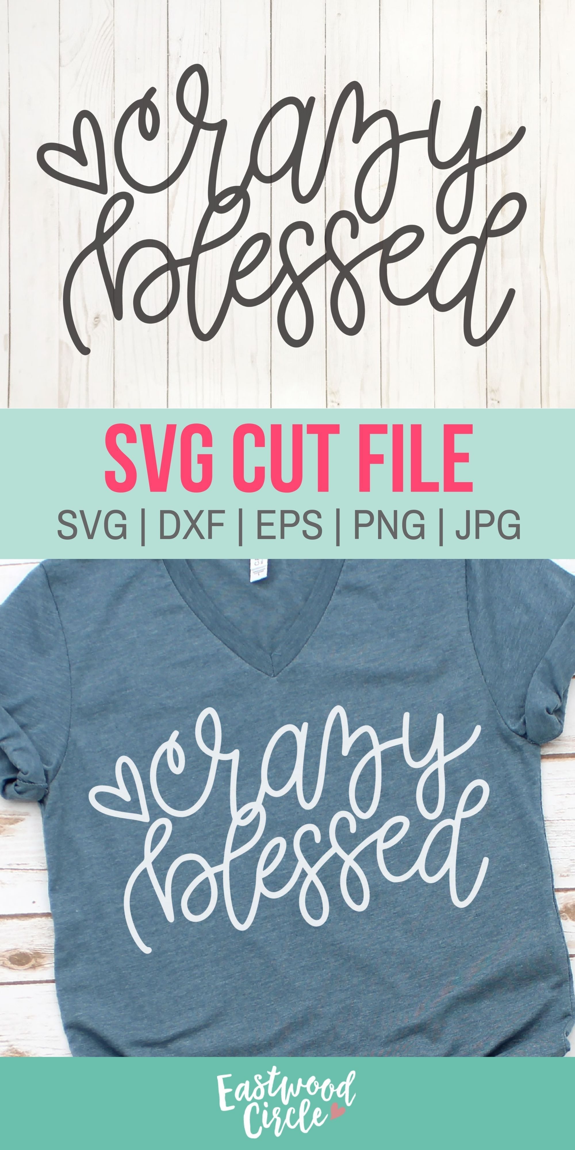 Crazy Blessed svg, Fall svg, Fall svg File, Thanksgiving svg, Fall Shirt svg, Fall svg Files, Fall Shirt svg Files, Autumn svg, Blessed svg