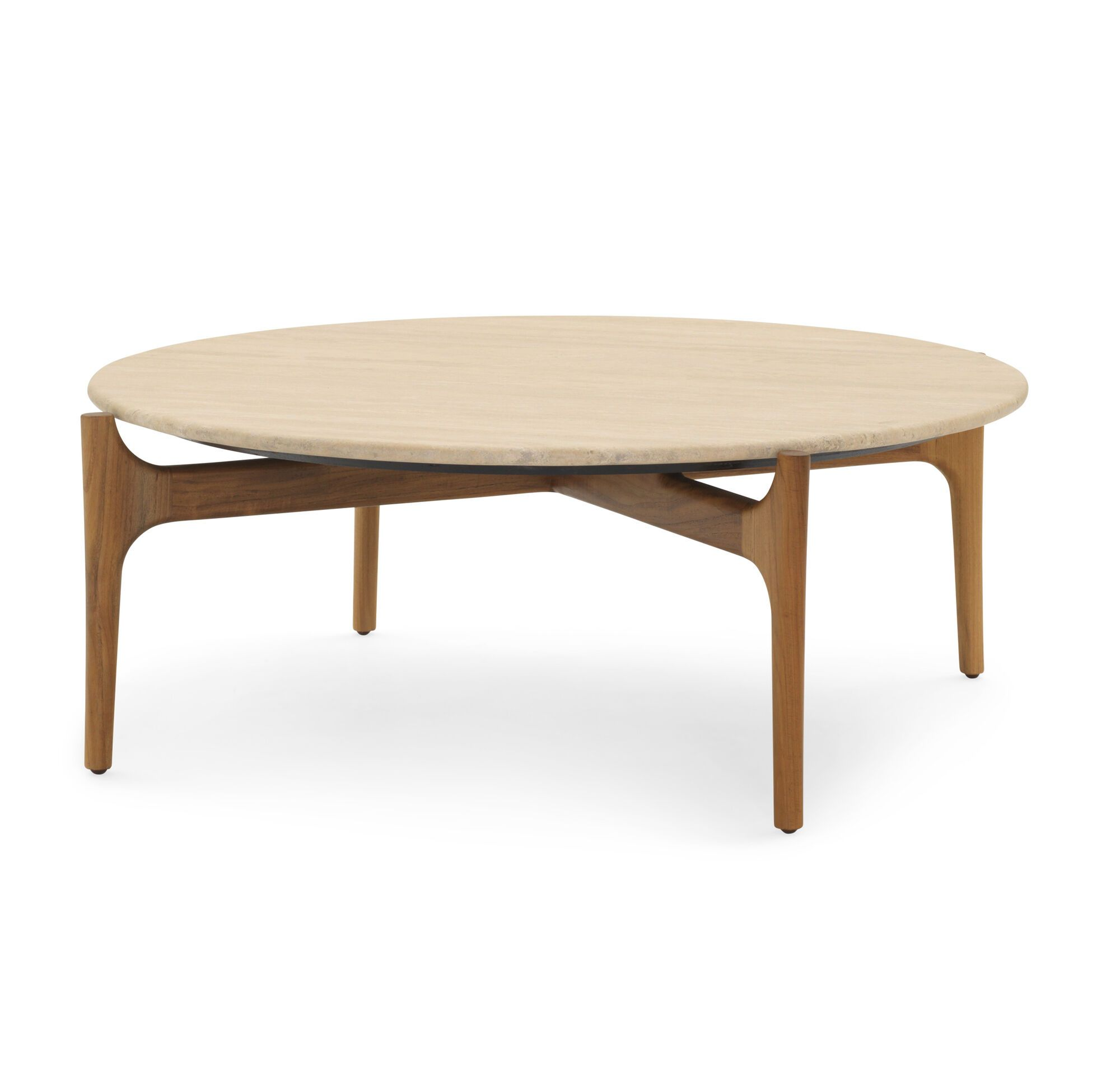 Laguna Round Cocktail Table In 2020 Table Cocktail Tables Teak