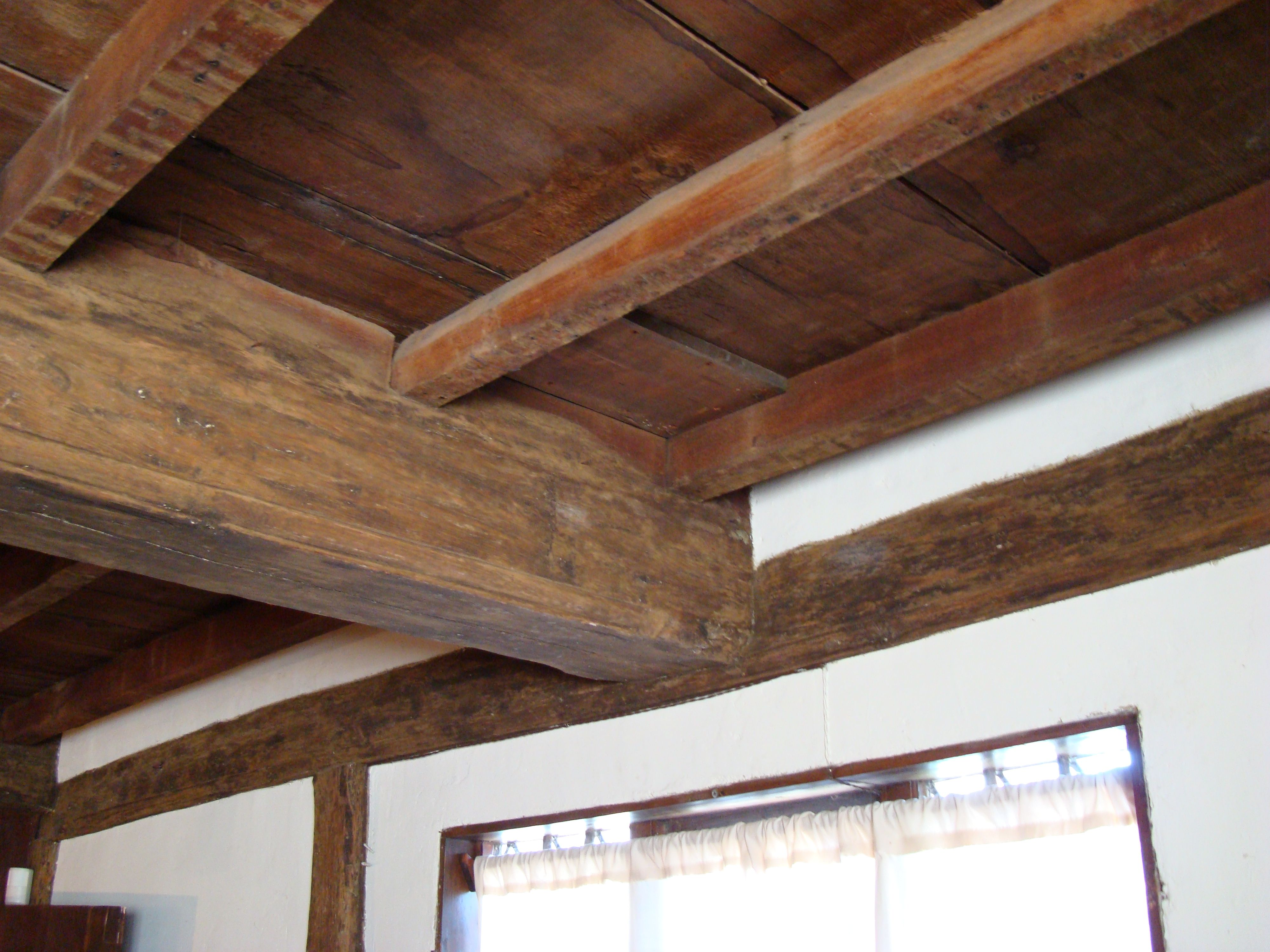 Colonial House Summer Beam  Google Search