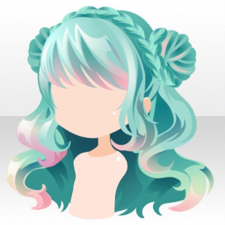 Cute Anime Chibi Hairstyles Novocom Top