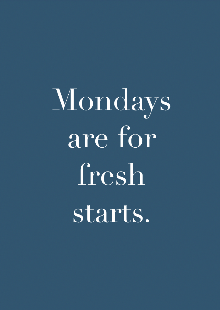 Habitually Chic® » Blue Monday: 15 January 2018 | Blue ...