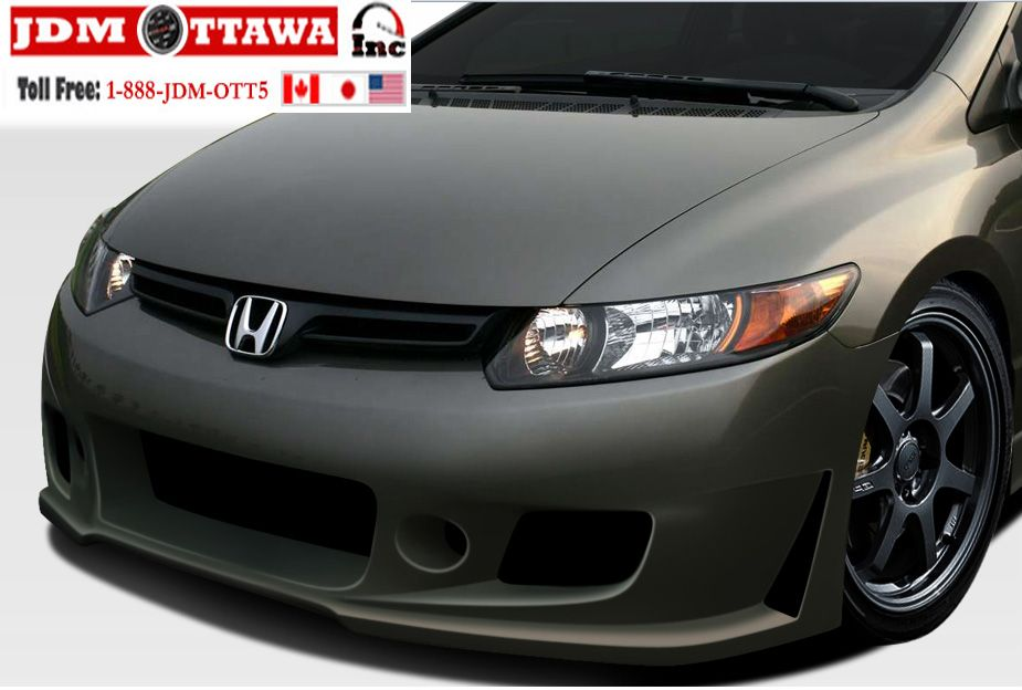 06 09 Honda Civic 2dr Body Kit Duraflex B 2 2010 Honda Civic Honda Civic Honda Civic Accessories