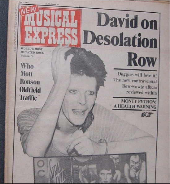 #davidbowie
