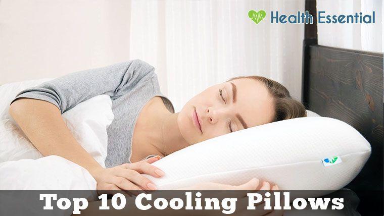 10 Best Cooling Pillows For Better Sleep Of 2017 Best Pillow