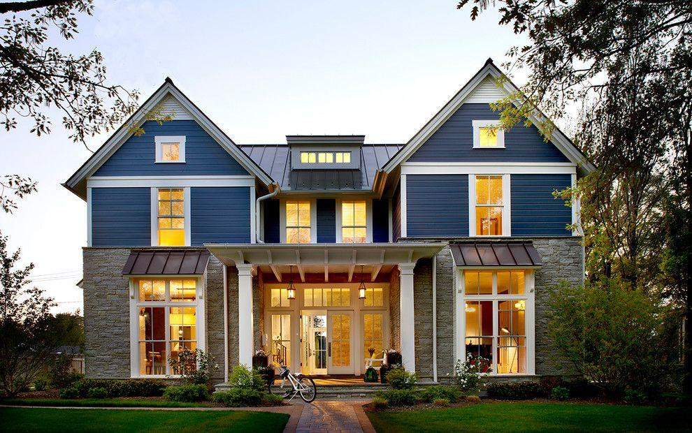 Farmhouse Exteriors modern farmhouse style window | modern awning window exterior