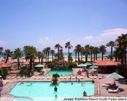 South Padre Island Hotel