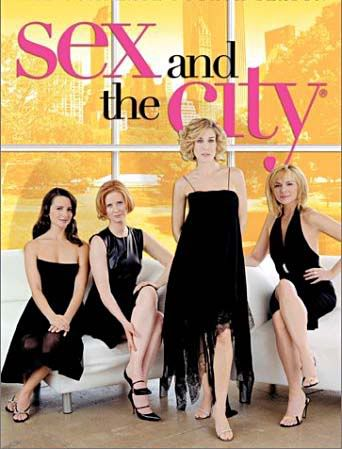 Sex and tthe city tv