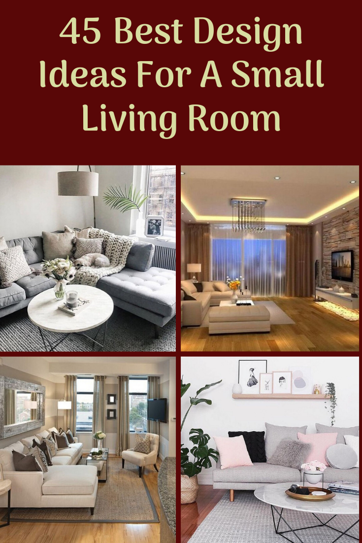 43 Top Design Ideas For A Small Living Room Small Living Small Living Room Big Living Rooms