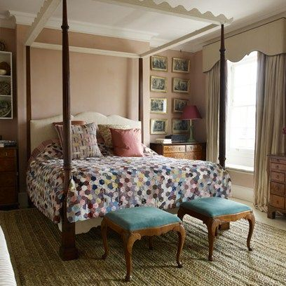 The London House Bedrooms, Interiors and London house