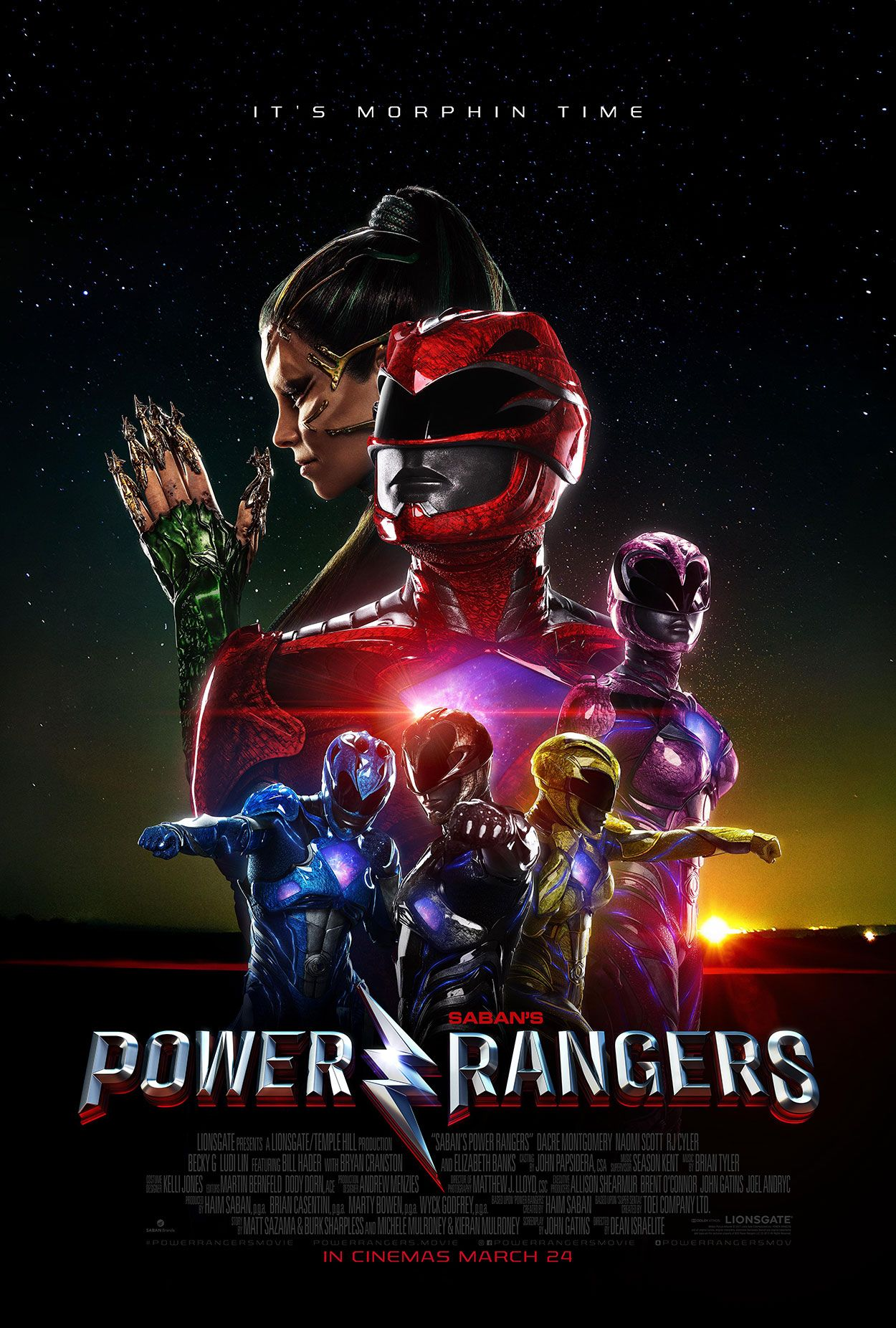 power rangers mighty morphin movie in hindi