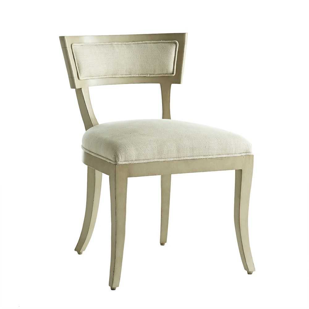 Grecian Klismos Chair   Chair height, Dining and Master bedroom