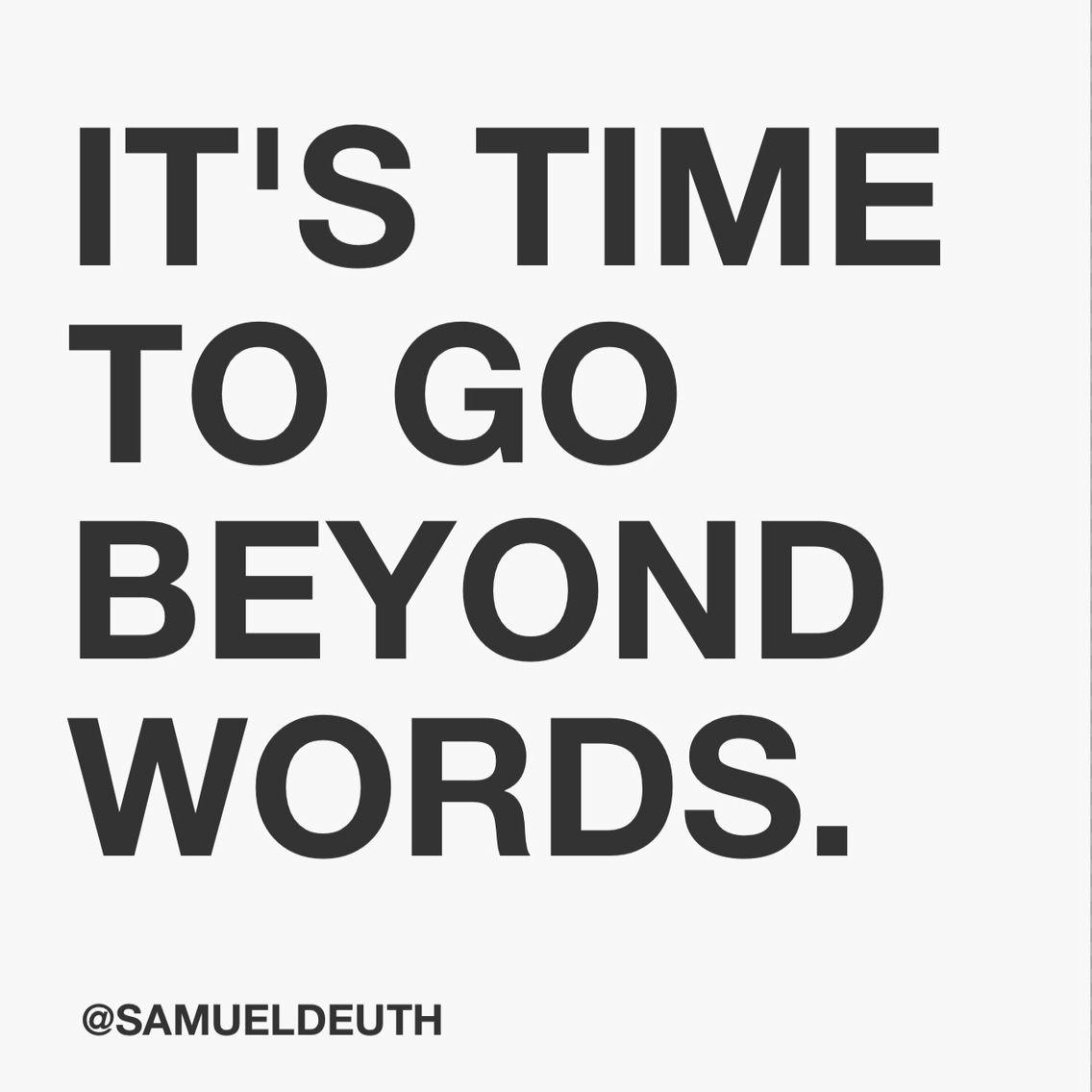 Less Talk More Action Qotd Action Quotes Encouragement Quotes
