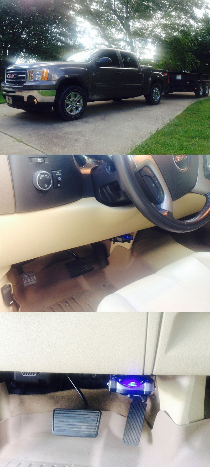 Tekonsha Prodigy P2 Trailer Brake Controller 1 to 4