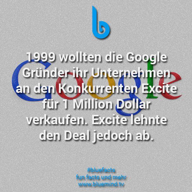 15 Fakten über Google Fakten